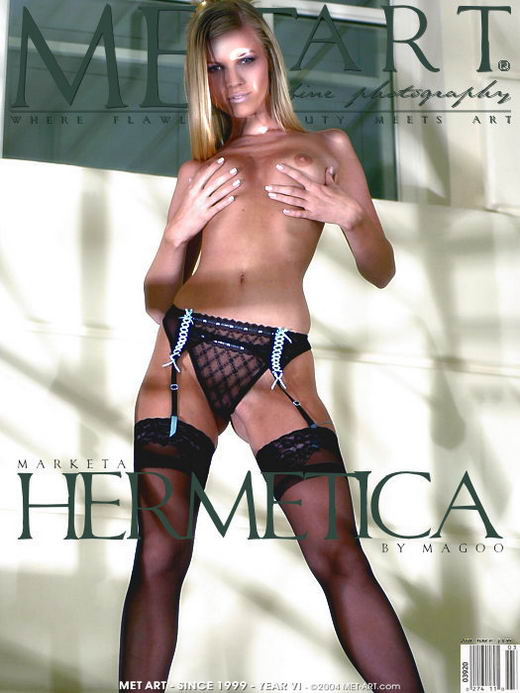 Marketa B - `Hermetica` - by Magoo for METART