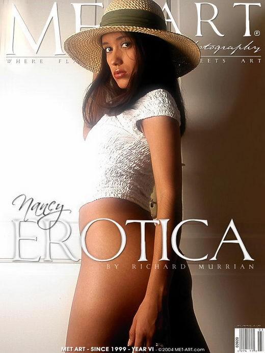 Nancy - `Erotica 3` - by Richard Murrian for METART