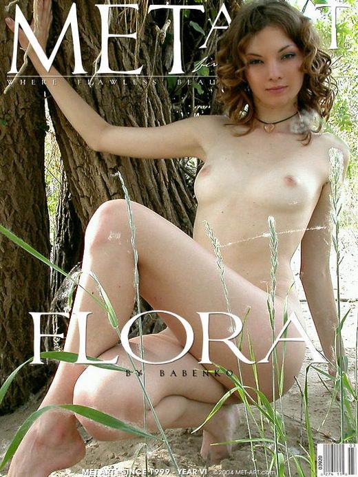 Anna H - `Flora` - by Babenko for METART