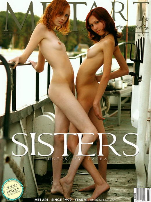 Katya B & Erika C - `Sisters 2` - by Pasha for METART