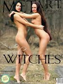 Zhenya B & Xeniya B in Friendly Witches 2 gallery from METART by Max Stan