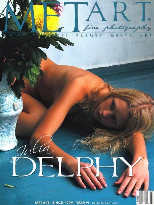 Julia A - `Delphy 2` - by Galitsin for METART