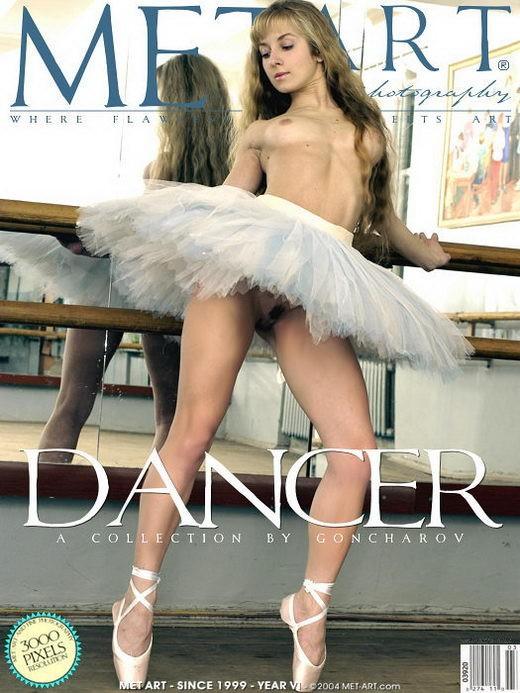 Hannuchka - `Dancer III 3` - by Goncharov for METART