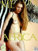 Danielle C in Africa gallery from METART by Voronin