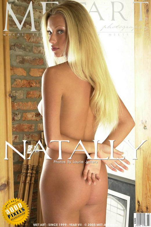 Natally - `Natally` - by Jeffery for METART