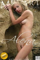 Alena A in Alena gallery from METART by Chepurnoy
