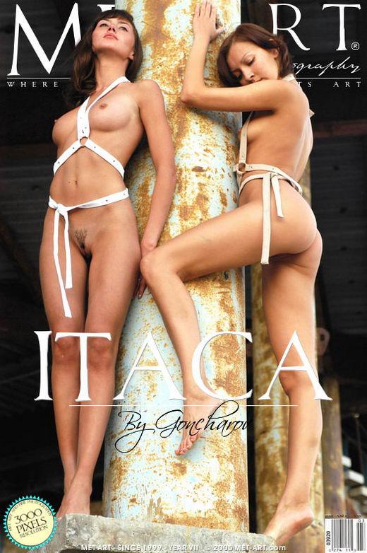 Katya P & Vera B in Itaca gallery from METART by Goncharov