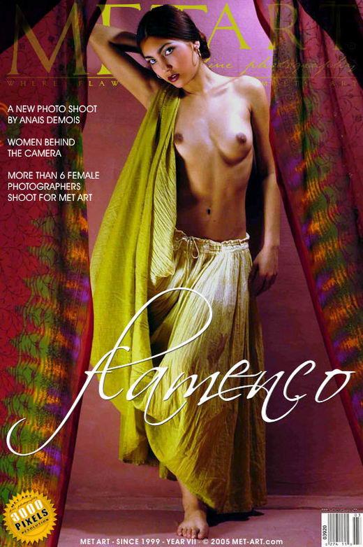 Adele D - `Flamenco` - by Anais Demois for METART