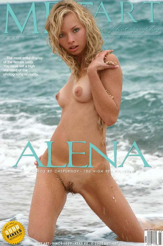 Alena A - `Alena` - by Chepurnoy for METART
