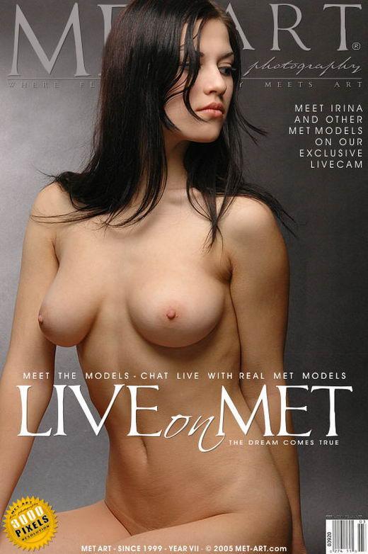 Irina - `Live On Met` - for METART