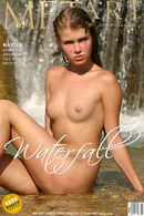 Nastya A in Waterfall gallery from METART by Max Stan