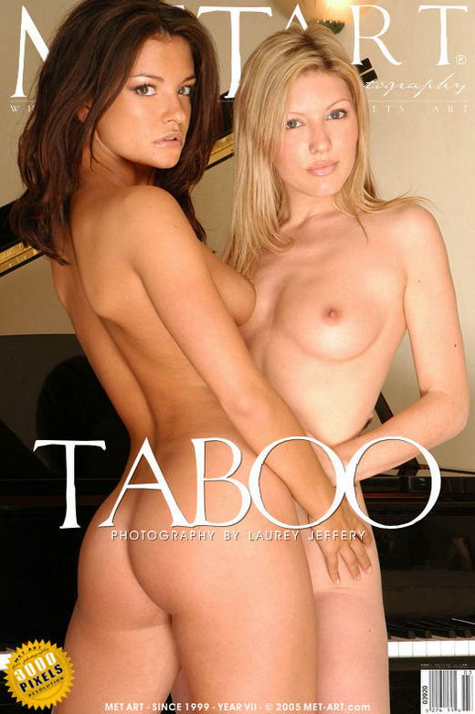 Fran & Holly - `Taboo` - by Jeffery for METART