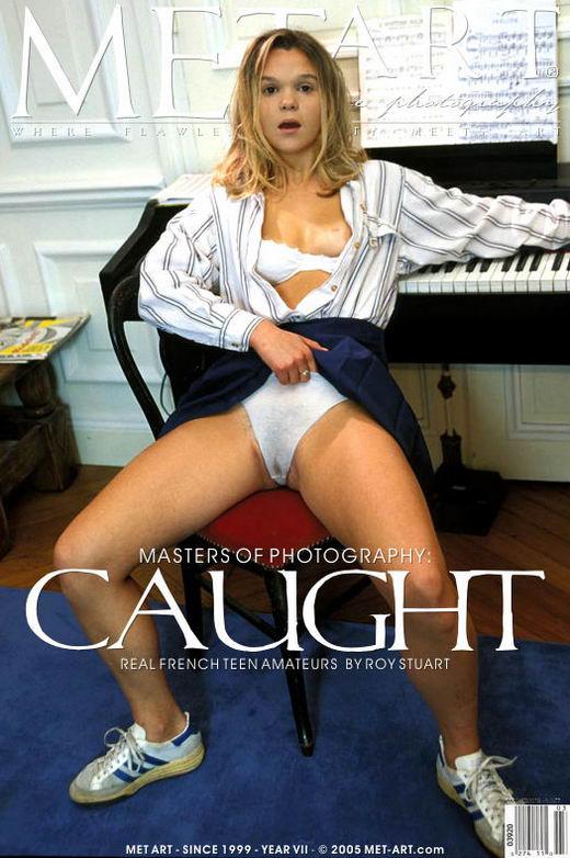 `Caught` - by Roy Stuart for METART