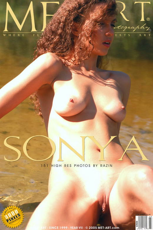 Sonya - `Presenting Sonya` - by Razin for METART