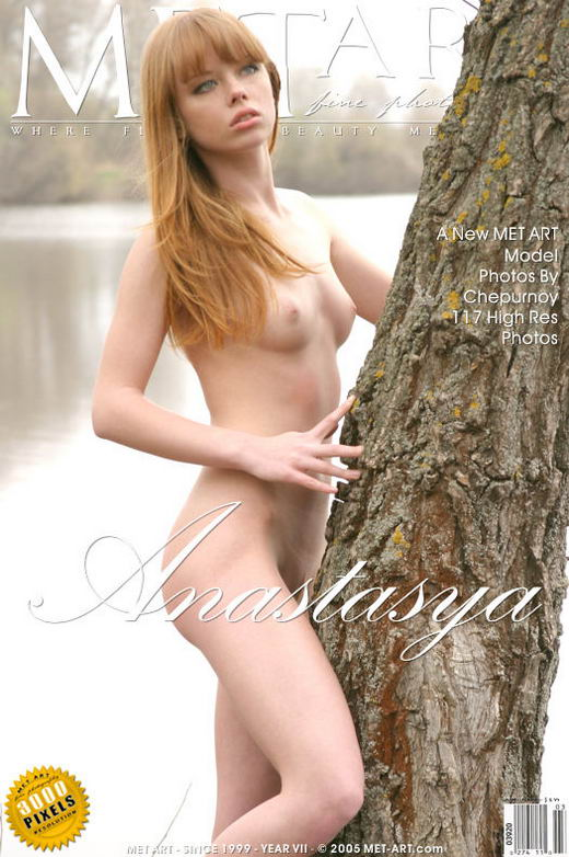 Anastasya - `Anastasya` - by Chepurnoy for METART