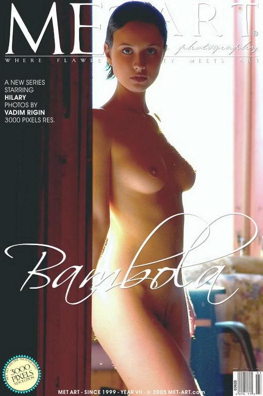 Hilary - `Bambola` - by Vadim Rigin for METART