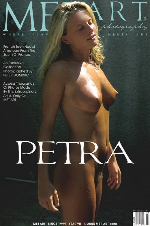 Petra - `Petra` - by Peter Dominic for METART