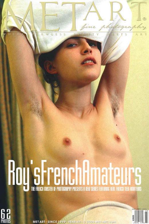 `Roy's Teen Amateurs` - by Roy Stuart for METART