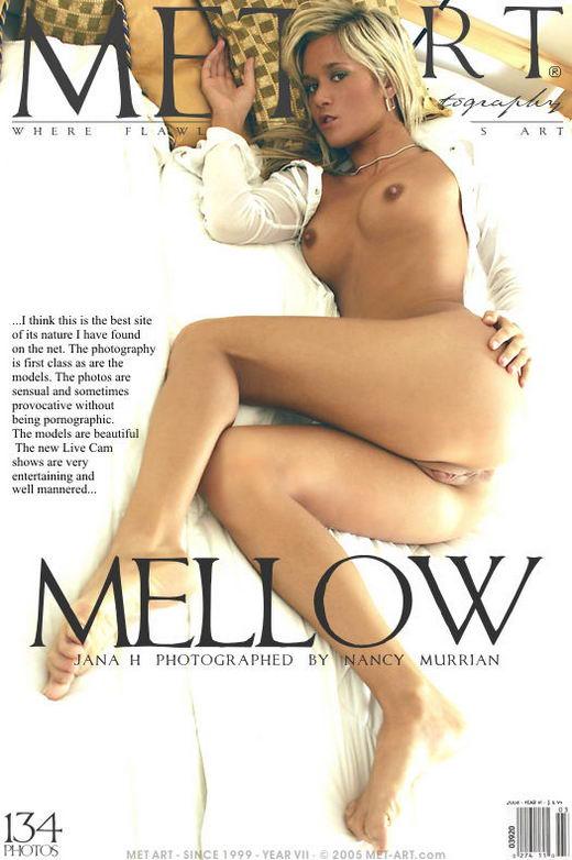 Lisen A - `Mellow` - by Nancy Murrian for METART