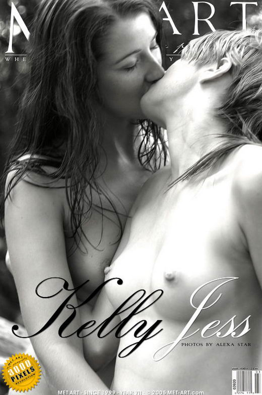 Kelly & Jess - Jesielea - `Kelly & Jess` - by Alexa Star for METART