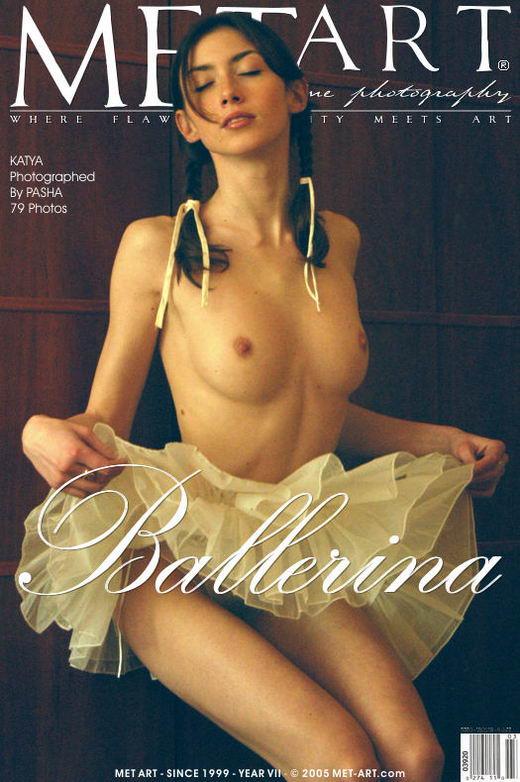 Katya P - `Ballerina` - by Pasha for METART