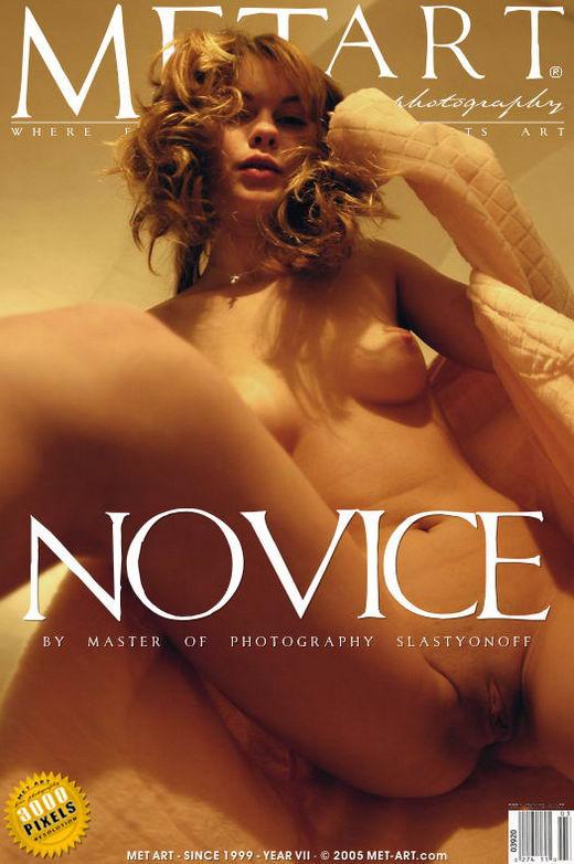 Marina E - `Novice` - by Slastyonoff for METART