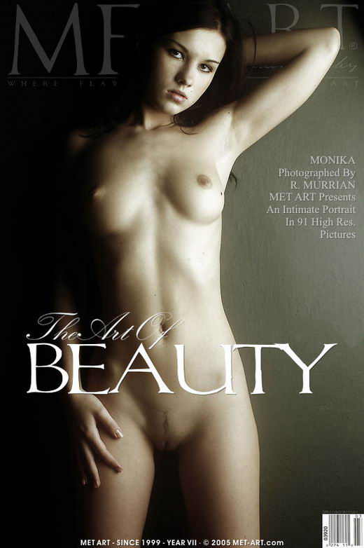 Monika C - `The Art Of Beauty` - by Richard Murrian for METART