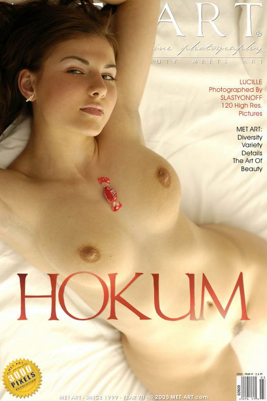 `Hokum` - by Slastyonoff for METART