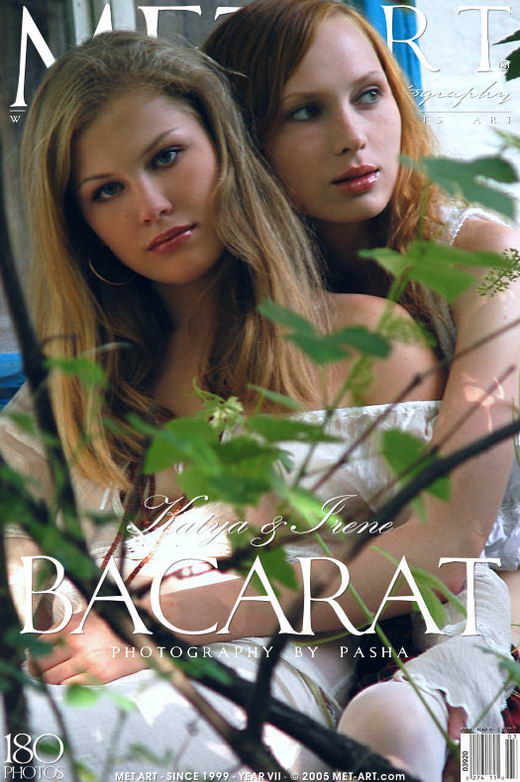 Irene C & Katya B - `Bacarat` - by Pasha for METART