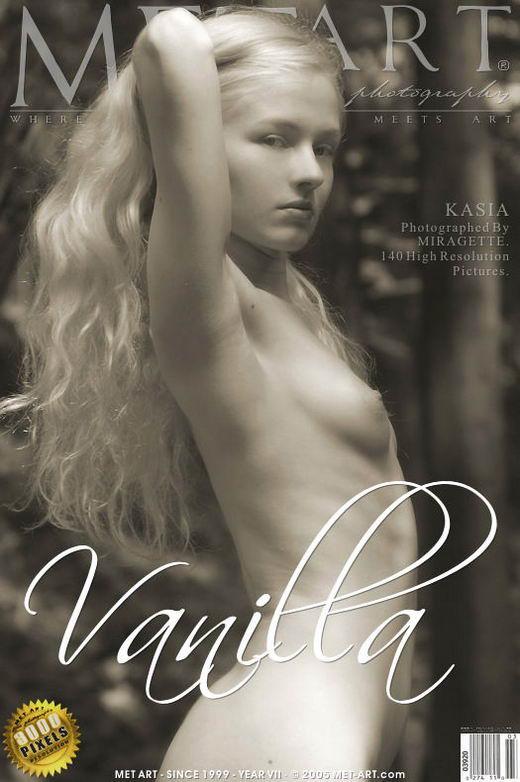 Kasia - `Vanilla` - by Miragette for METART