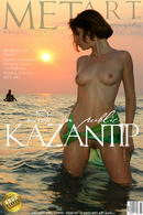 Silvia in Nude In Public Kazantip gallery from METART by Skokov