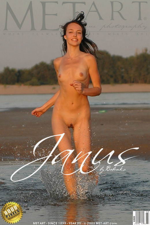 Nely - `Janus` - by Babenko for METART
