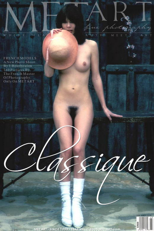Classique gallery from METART by Jacques Bourboulon