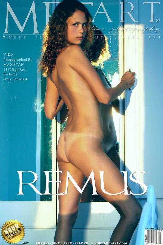 Vika K - `Remus` - by Max Stan for METART