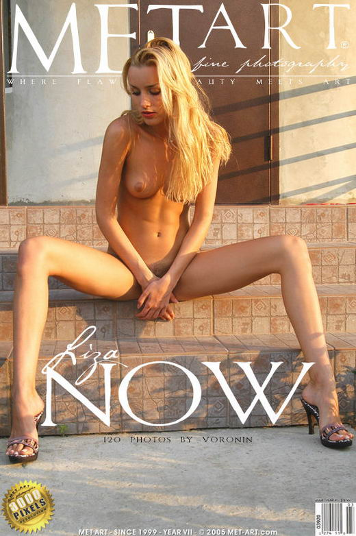 Liza B - `Now` - by Voronin for METART