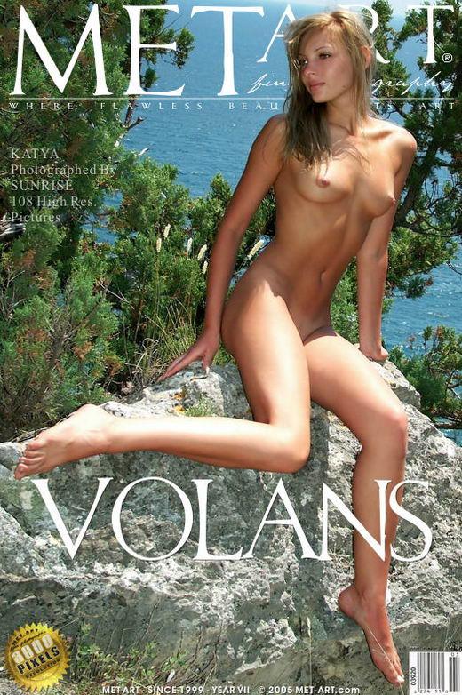 Katya K - `Volans` - by Sunrise for METART