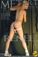 Renee B in Undressing gallery from METART by Slastyonoff