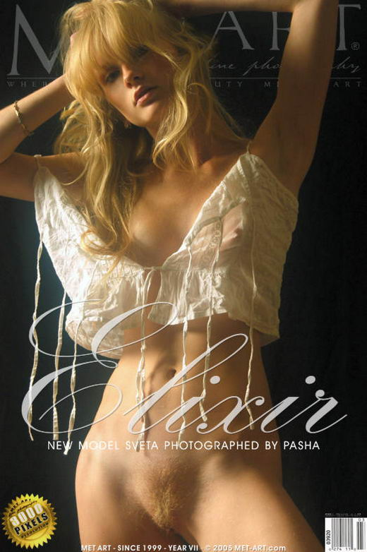Sveta B - `Elixir` - by Pasha for METART
