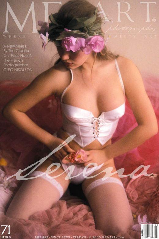 Serena C - `Serena` - by Cleo Nikolson for METART