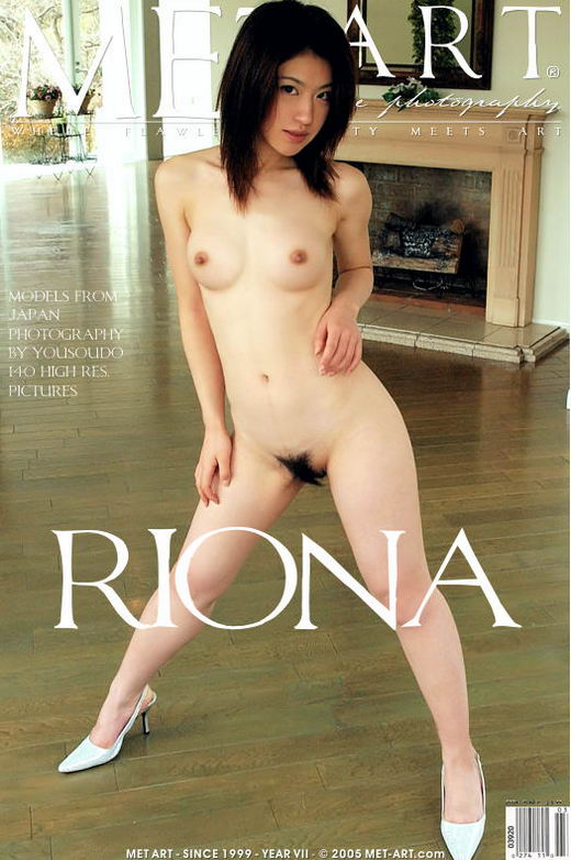 Riona - `Presenting Riona` - by Yousoudo for METART