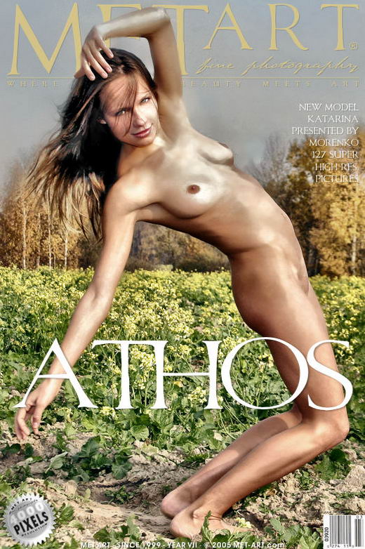 Katerina E - `Athos` - by Oleg Morenko for METART