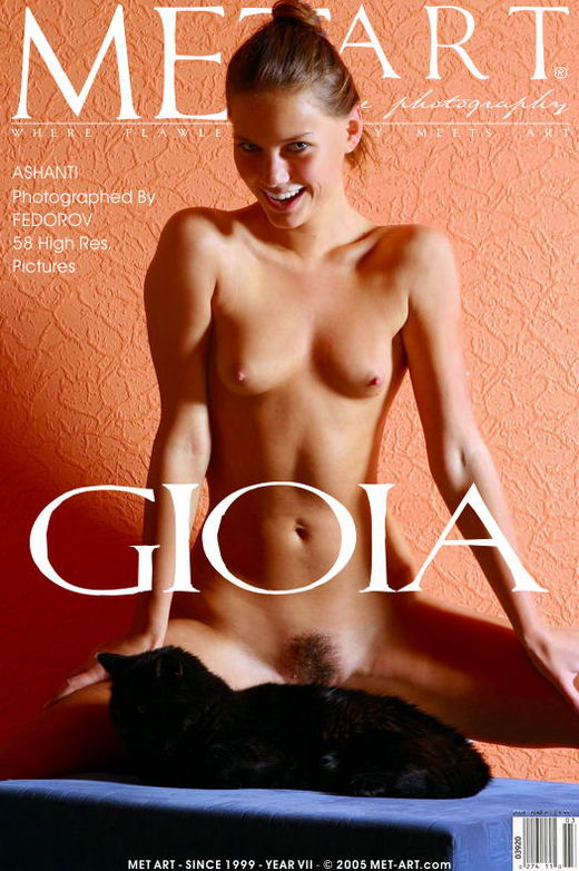 Ashanti in Gioia gallery from METART by Alexander Fedorov