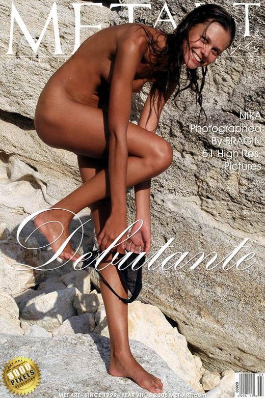 Nika B - `Debutante` - by Bragin for METART