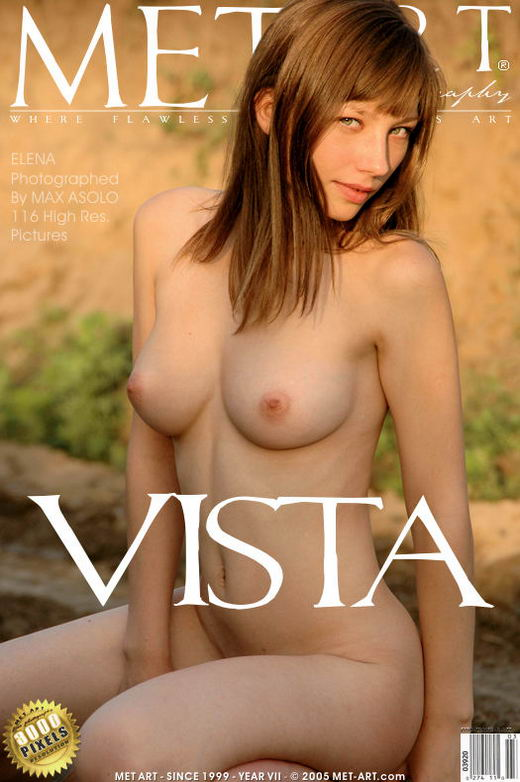 Elena B - `Vista` - by Max Asolo for METART
