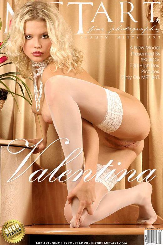 Valentina S - `Presenting Valentina S` - by Skokov for METART