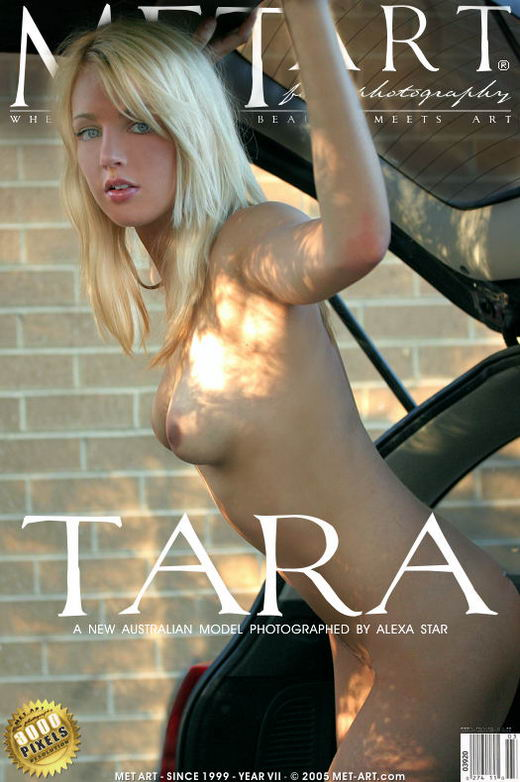 Tara - `Tara` - by Alexa Star for METART