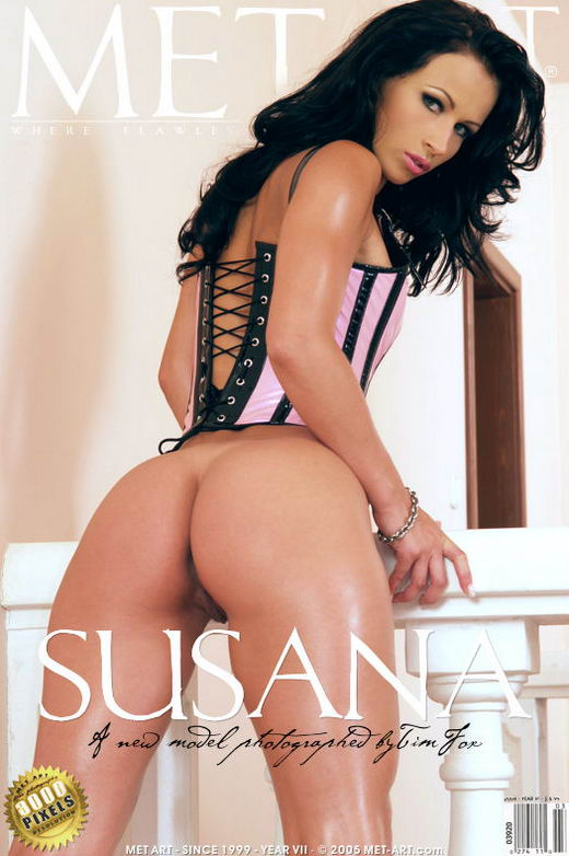 Susana S - `Presenting Susana F.` - by Tim Fox for METART
