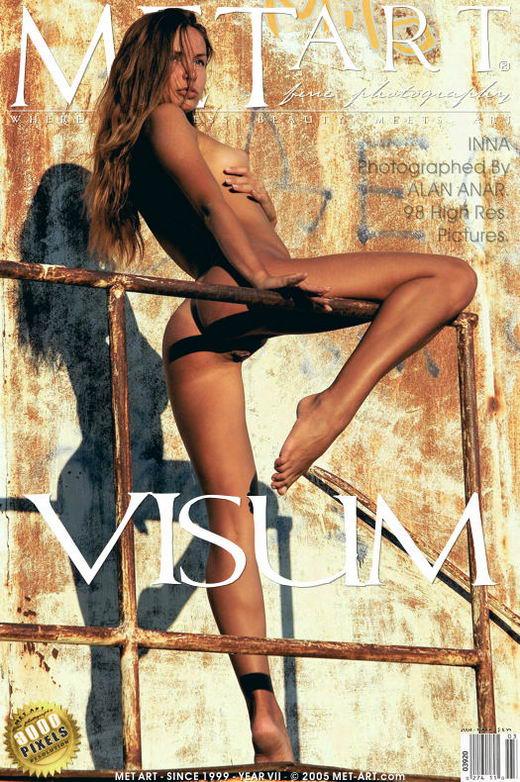 Inna K - `Visum` - by Alan Anar for METART