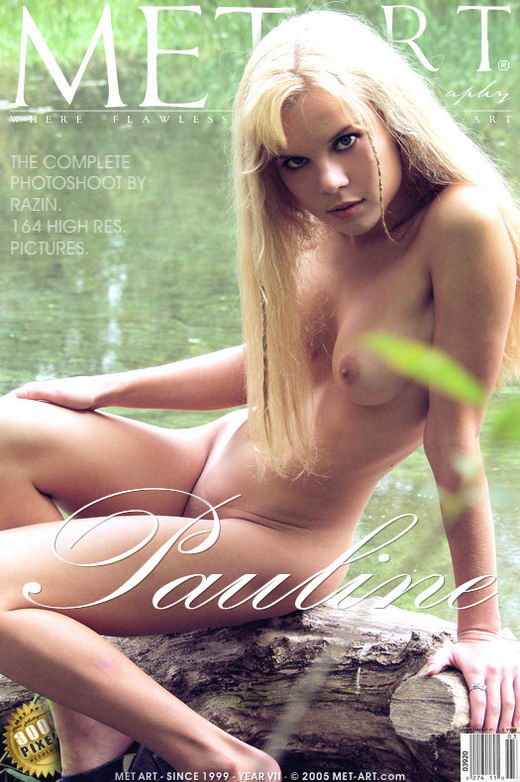 Pauline A - `Pauline By Razin` - by Razin for METART