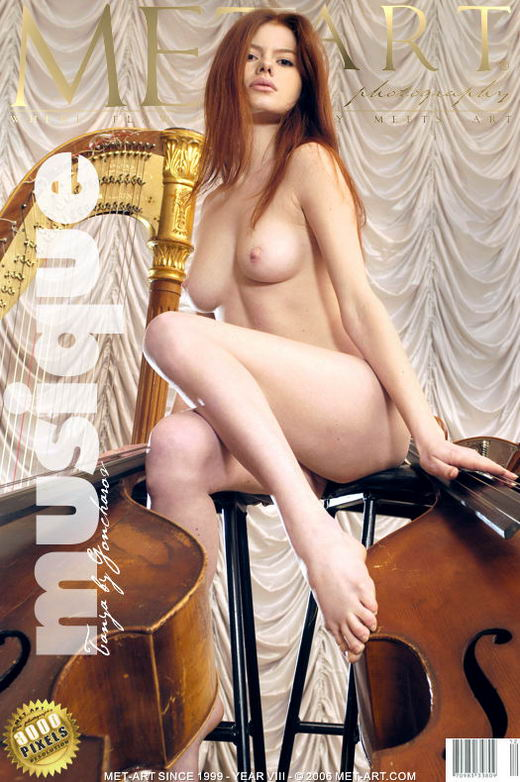 Tanya I - `Musique` - by Goncharov for METART